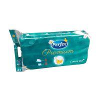 Boni Perfex Cotton Premium toalet papir 4S 8 komada
