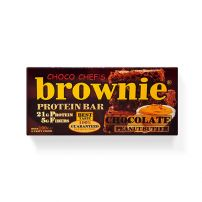 Brownie Protein Bar Čokolada kikiriki buter HFD100 gr