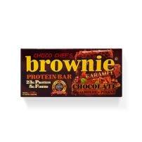 Brownie Protein Bar Karamel, badem i pekan orah HFD 100 gr