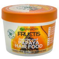 Garnier Fructis Hair Food Papaya Maska za oštećenu kosu 390 ml