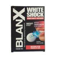 Blanx White shock tretman pasta za izbeljivanje zuba + led bite uređaj 50ml