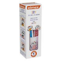 Elmex kids set 3-6 godina pasta i četkica+gratis čaša