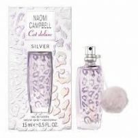 Naomi Campbell Cat Deluxe silver 15ml EDT Spray