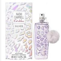 Naomi Campbell Cat Deluxe  silver 30ml EDT Spray