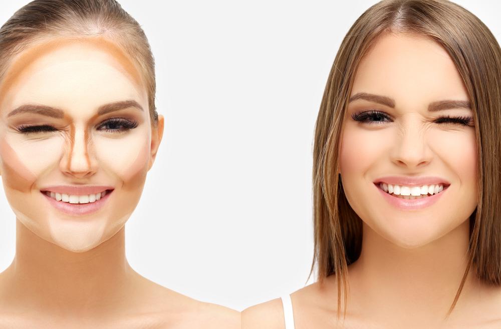 Kako pravilno konturisati lice