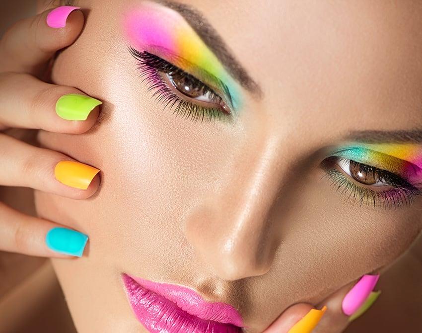 Najlepše boje za šminkanje smeđih očiju