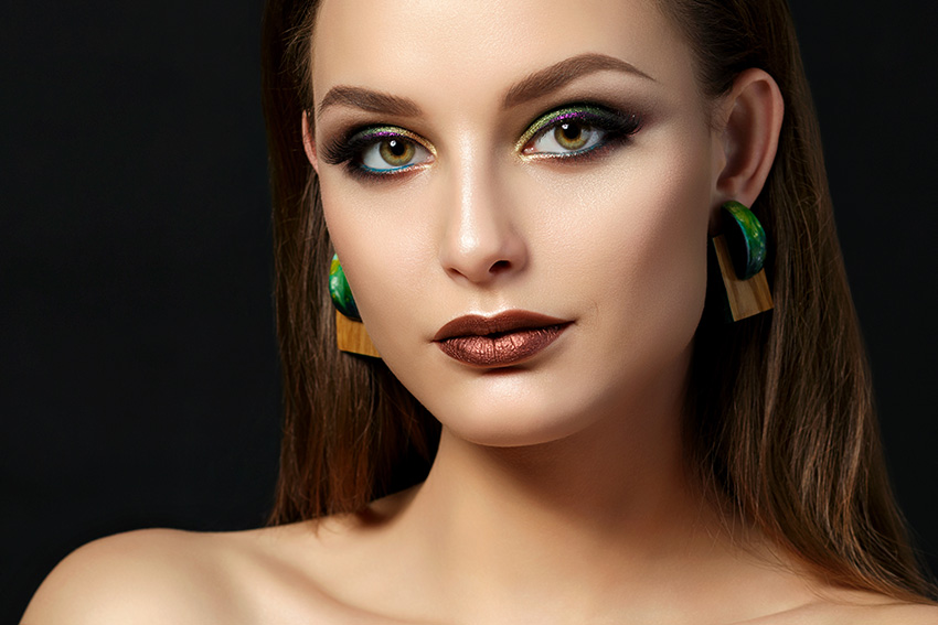 Savršena šminka za zelene oči