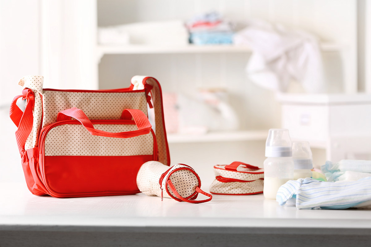 Šta sve treba da imate u bebi torbi?